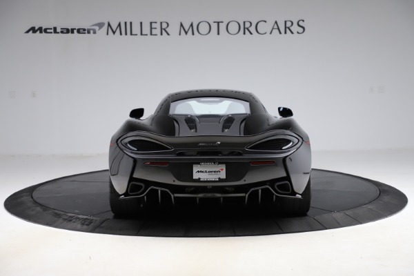Used 2019 McLaren 570S for sale $177,900 at Aston Martin of Greenwich in Greenwich CT 06830 5