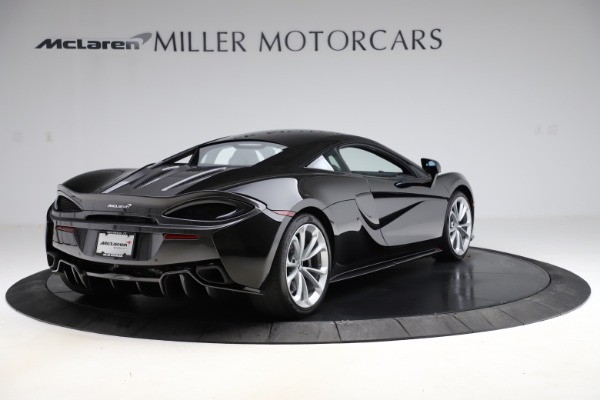 Used 2019 McLaren 570S for sale $177,900 at Aston Martin of Greenwich in Greenwich CT 06830 6