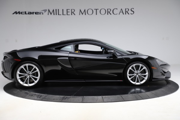 Used 2019 McLaren 570S for sale $177,900 at Aston Martin of Greenwich in Greenwich CT 06830 8