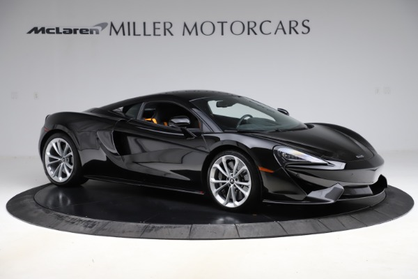 Used 2019 McLaren 570S for sale $177,900 at Aston Martin of Greenwich in Greenwich CT 06830 9