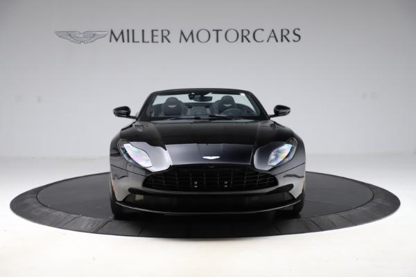 New 2021 Aston Martin DB11 Volante Convertible for sale $254,416 at Aston Martin of Greenwich in Greenwich CT 06830 11