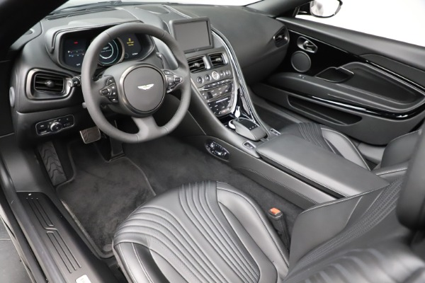 New 2021 Aston Martin DB11 Volante Convertible for sale $254,416 at Aston Martin of Greenwich in Greenwich CT 06830 13