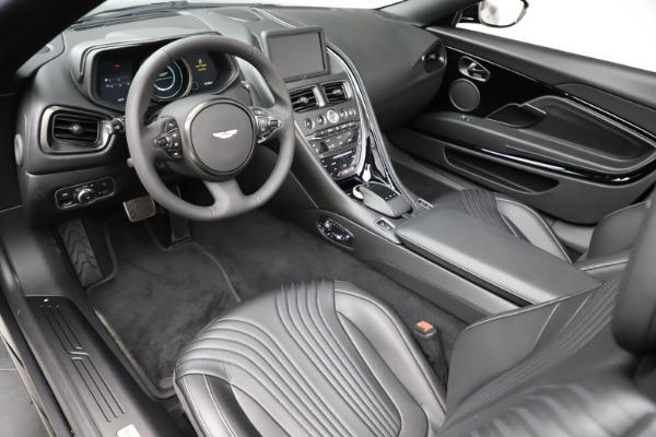 New 2021 Aston Martin DB11 Volante for sale $254,416 at Aston Martin of Greenwich in Greenwich CT 06830 13