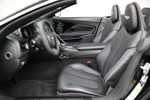 New 2021 Aston Martin DB11 Volante Convertible for sale $254,416 at Aston Martin of Greenwich in Greenwich CT 06830 14