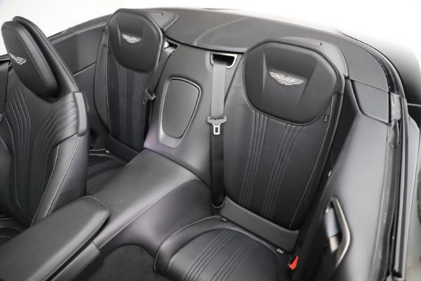 New 2021 Aston Martin DB11 Volante for sale $254,416 at Aston Martin of Greenwich in Greenwich CT 06830 16
