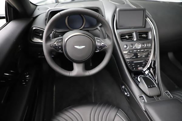 New 2021 Aston Martin DB11 Volante for sale $254,416 at Aston Martin of Greenwich in Greenwich CT 06830 17