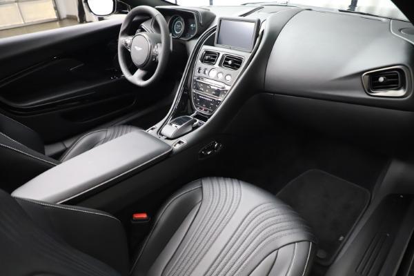 New 2021 Aston Martin DB11 Volante for sale $254,416 at Aston Martin of Greenwich in Greenwich CT 06830 19