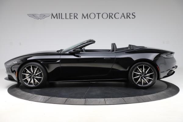 New 2021 Aston Martin DB11 Volante Convertible for sale $254,416 at Aston Martin of Greenwich in Greenwich CT 06830 2