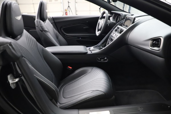 New 2021 Aston Martin DB11 Volante for sale $254,416 at Aston Martin of Greenwich in Greenwich CT 06830 20