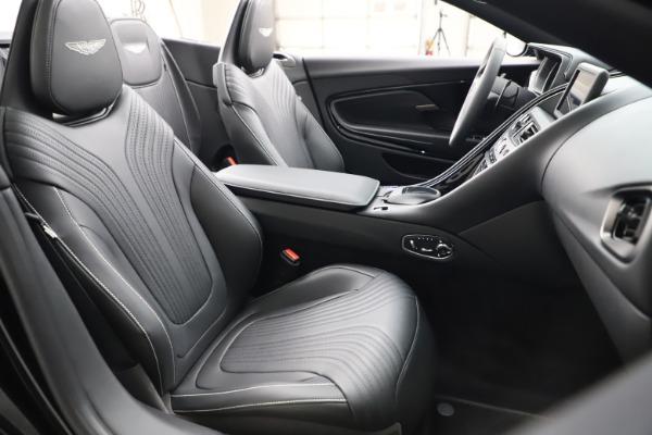 New 2021 Aston Martin DB11 Volante Convertible for sale $254,416 at Aston Martin of Greenwich in Greenwich CT 06830 21
