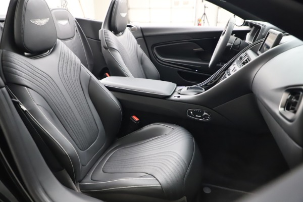 New 2021 Aston Martin DB11 Volante for sale $254,416 at Aston Martin of Greenwich in Greenwich CT 06830 21