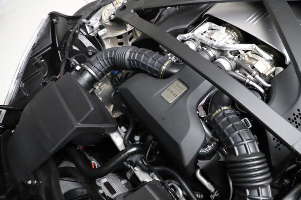 New 2021 Aston Martin DB11 Volante for sale $254,416 at Aston Martin of Greenwich in Greenwich CT 06830 22