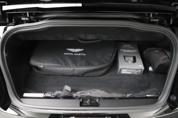 New 2021 Aston Martin DB11 Volante for sale $254,416 at Aston Martin of Greenwich in Greenwich CT 06830 24