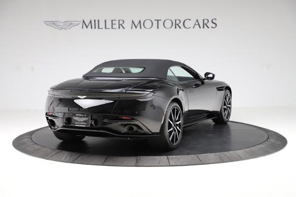 New 2021 Aston Martin DB11 Volante Convertible for sale $254,416 at Aston Martin of Greenwich in Greenwich CT 06830 27