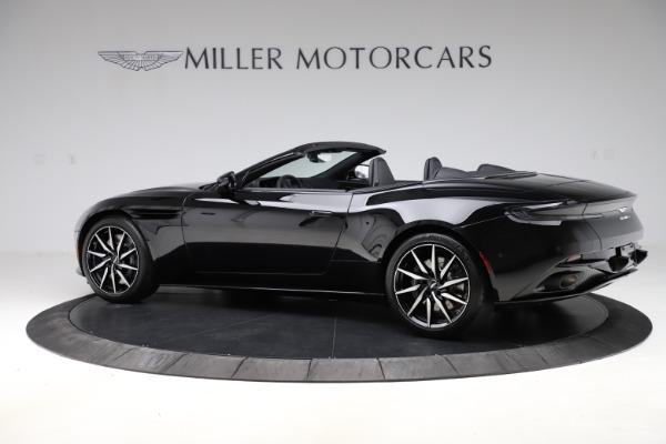 New 2021 Aston Martin DB11 Volante Convertible for sale $254,416 at Aston Martin of Greenwich in Greenwich CT 06830 3
