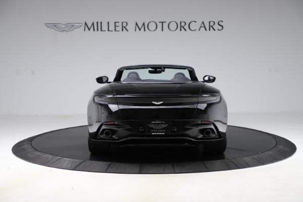 New 2021 Aston Martin DB11 Volante Convertible for sale $254,416 at Aston Martin of Greenwich in Greenwich CT 06830 5