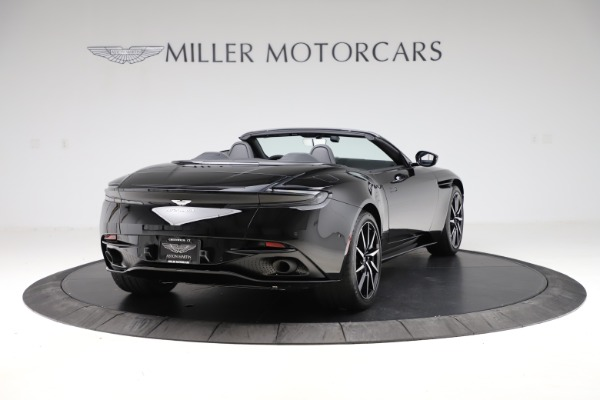 New 2021 Aston Martin DB11 Volante Convertible for sale $254,416 at Aston Martin of Greenwich in Greenwich CT 06830 6