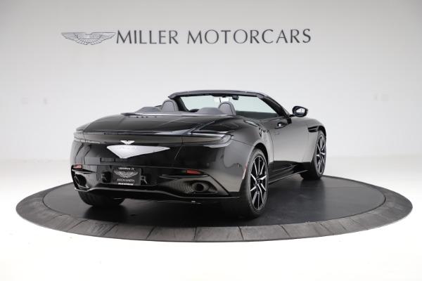 New 2021 Aston Martin DB11 Volante for sale $254,416 at Aston Martin of Greenwich in Greenwich CT 06830 6
