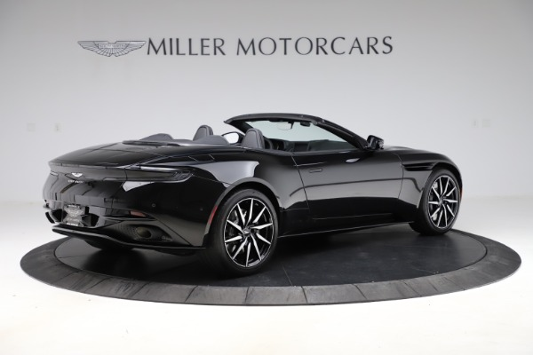 New 2021 Aston Martin DB11 Volante Convertible for sale $254,416 at Aston Martin of Greenwich in Greenwich CT 06830 7