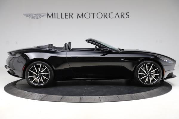 New 2021 Aston Martin DB11 Volante Convertible for sale $254,416 at Aston Martin of Greenwich in Greenwich CT 06830 8