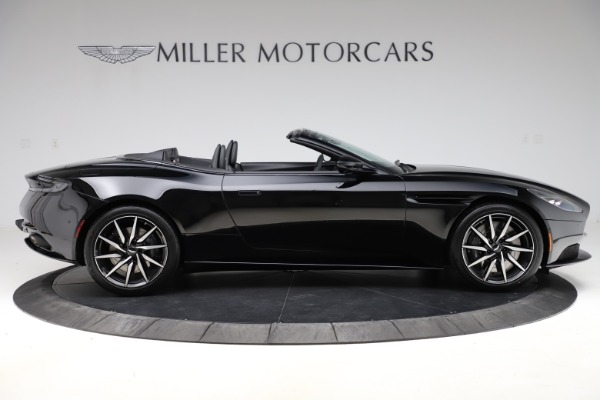 New 2021 Aston Martin DB11 Volante for sale $254,416 at Aston Martin of Greenwich in Greenwich CT 06830 8