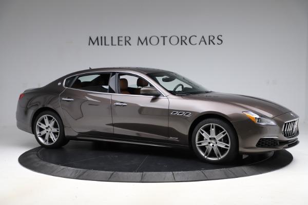 Used 2018 Maserati Quattroporte S Q4 GranLusso for sale $69,900 at Aston Martin of Greenwich in Greenwich CT 06830 10