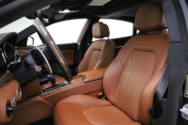 Used 2018 Maserati Quattroporte S Q4 GranLusso for sale $69,900 at Aston Martin of Greenwich in Greenwich CT 06830 15