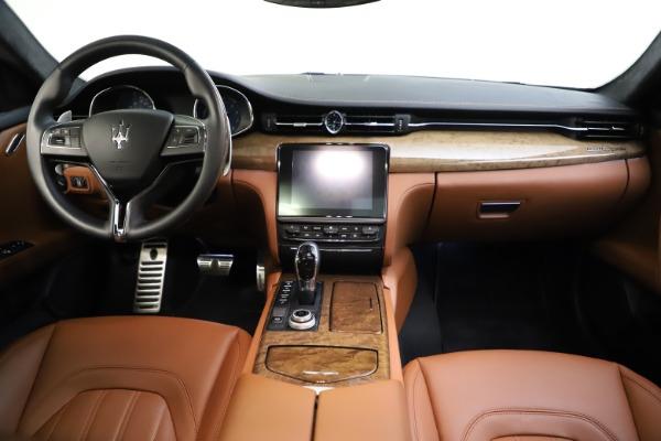 Used 2018 Maserati Quattroporte S Q4 GranLusso for sale $69,900 at Aston Martin of Greenwich in Greenwich CT 06830 16