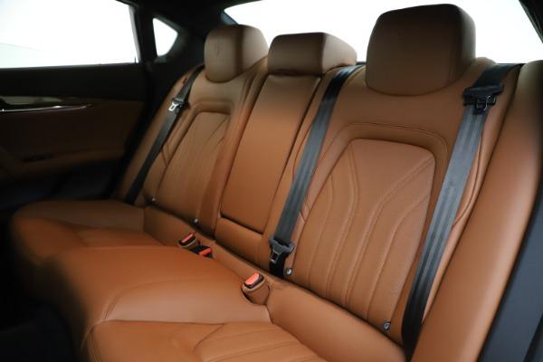 Used 2018 Maserati Quattroporte S Q4 GranLusso for sale $69,900 at Aston Martin of Greenwich in Greenwich CT 06830 18