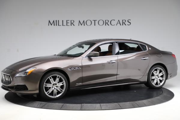 Used 2018 Maserati Quattroporte S Q4 GranLusso for sale $69,900 at Aston Martin of Greenwich in Greenwich CT 06830 2