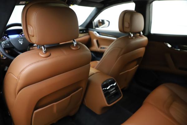 Used 2018 Maserati Quattroporte S Q4 GranLusso for sale $69,900 at Aston Martin of Greenwich in Greenwich CT 06830 20