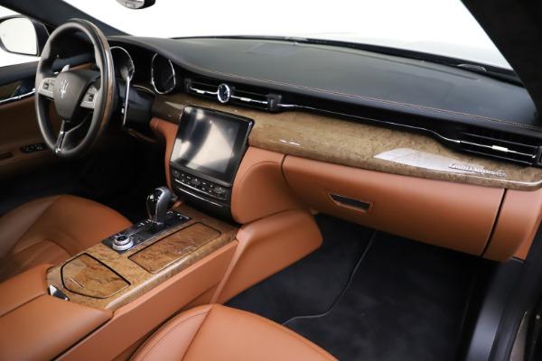 Used 2018 Maserati Quattroporte S Q4 GranLusso for sale $69,900 at Aston Martin of Greenwich in Greenwich CT 06830 25