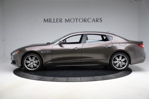 Used 2018 Maserati Quattroporte S Q4 GranLusso for sale $69,900 at Aston Martin of Greenwich in Greenwich CT 06830 3