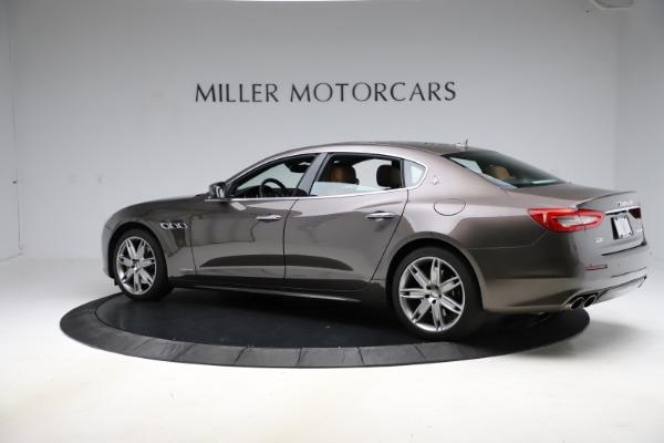 Used 2018 Maserati Quattroporte S Q4 GranLusso for sale $69,900 at Aston Martin of Greenwich in Greenwich CT 06830 4