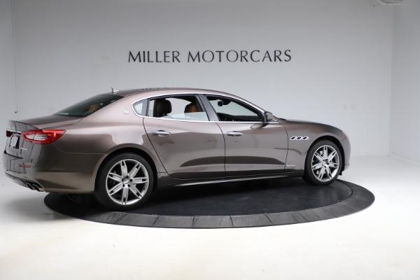 Used 2018 Maserati Quattroporte S Q4 GranLusso for sale $69,900 at Aston Martin of Greenwich in Greenwich CT 06830 8