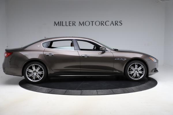 Used 2018 Maserati Quattroporte S Q4 GranLusso for sale $69,900 at Aston Martin of Greenwich in Greenwich CT 06830 9