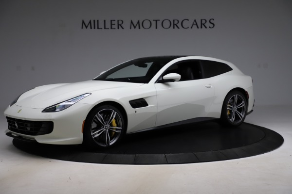 Used 2020 Ferrari GTC4Lusso for sale Sold at Aston Martin of Greenwich in Greenwich CT 06830 2