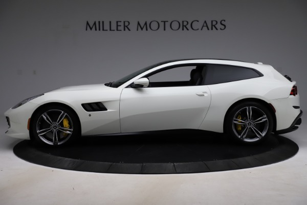 Used 2020 Ferrari GTC4Lusso for sale Sold at Aston Martin of Greenwich in Greenwich CT 06830 3