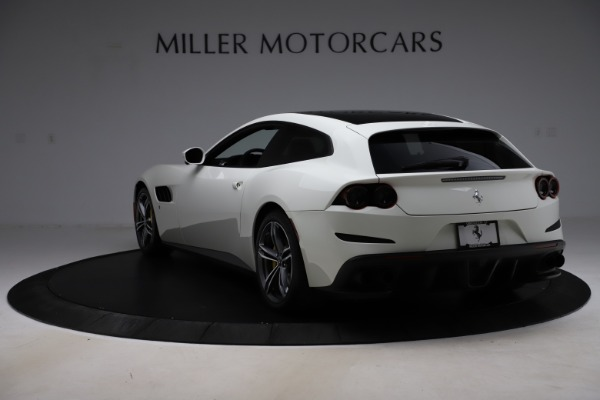 Used 2020 Ferrari GTC4Lusso for sale Sold at Aston Martin of Greenwich in Greenwich CT 06830 5