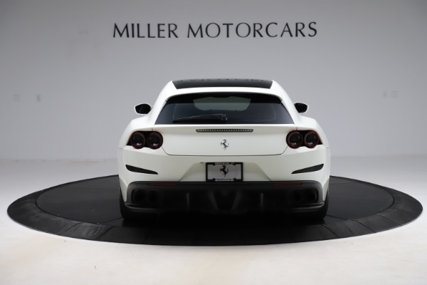 Used 2020 Ferrari GTC4Lusso for sale Sold at Aston Martin of Greenwich in Greenwich CT 06830 6