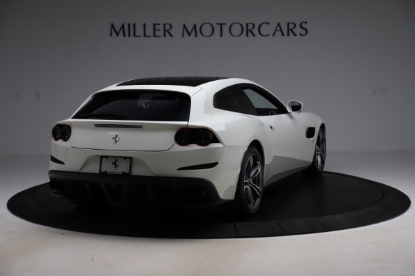 Used 2020 Ferrari GTC4Lusso for sale Sold at Aston Martin of Greenwich in Greenwich CT 06830 7