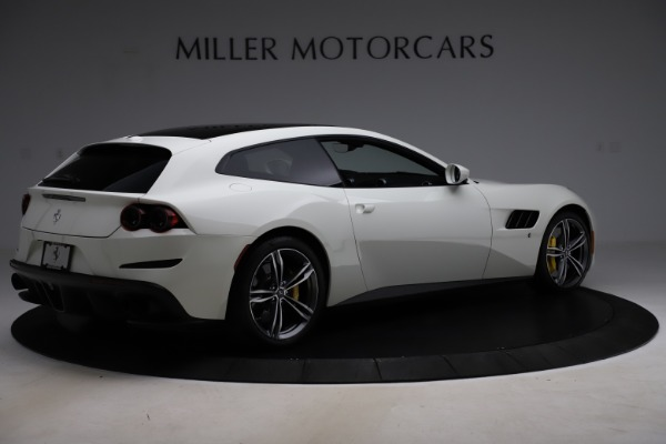 Used 2020 Ferrari GTC4Lusso for sale Sold at Aston Martin of Greenwich in Greenwich CT 06830 8