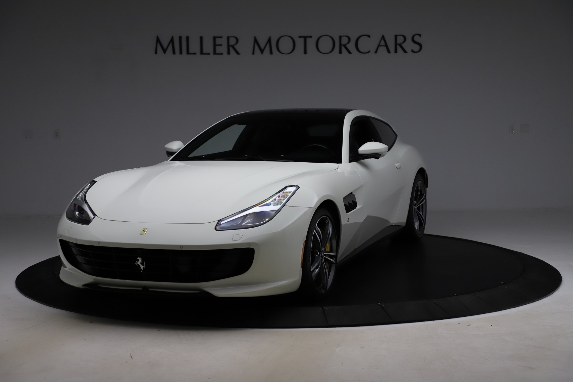 Used 2020 Ferrari GTC4Lusso for sale Sold at Aston Martin of Greenwich in Greenwich CT 06830 1