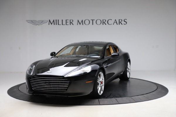 Used 2016 Aston Martin Rapide S for sale $123,900 at Aston Martin of Greenwich in Greenwich CT 06830 12