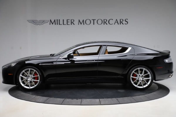 Used 2016 Aston Martin Rapide S for sale $123,900 at Aston Martin of Greenwich in Greenwich CT 06830 2