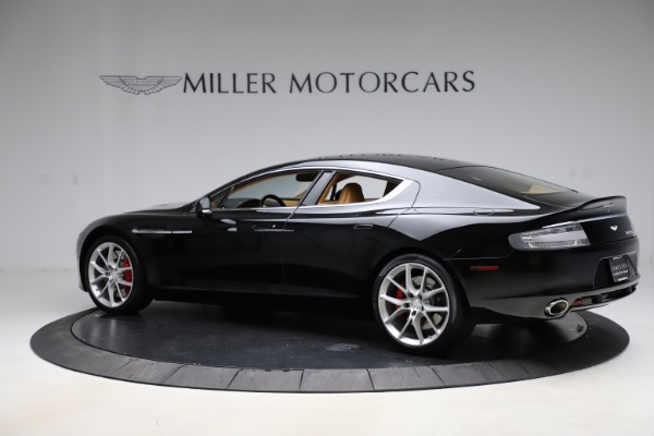 Used 2016 Aston Martin Rapide S for sale $123,900 at Aston Martin of Greenwich in Greenwich CT 06830 3