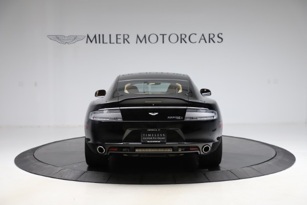 Used 2016 Aston Martin Rapide S for sale $123,900 at Aston Martin of Greenwich in Greenwich CT 06830 5