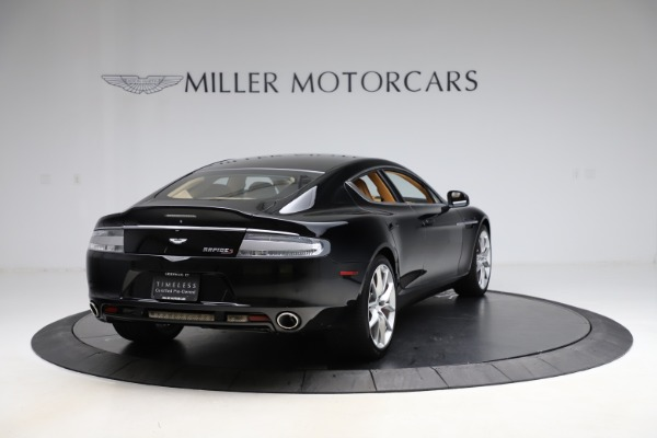Used 2016 Aston Martin Rapide S for sale $123,900 at Aston Martin of Greenwich in Greenwich CT 06830 6
