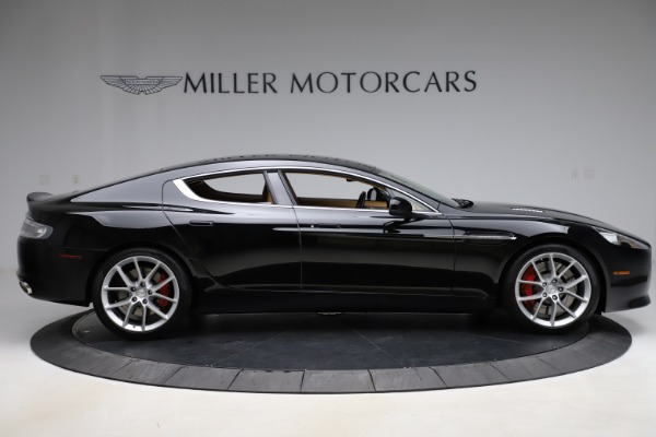 Used 2016 Aston Martin Rapide S for sale $123,900 at Aston Martin of Greenwich in Greenwich CT 06830 8