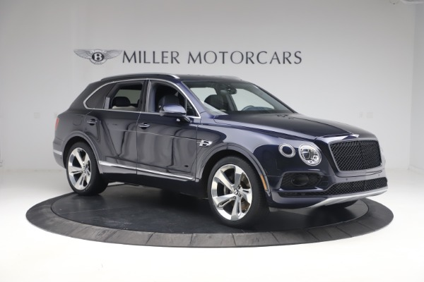 Used 2018 Bentley Bentayga W12 Signature for sale $154,900 at Aston Martin of Greenwich in Greenwich CT 06830 11